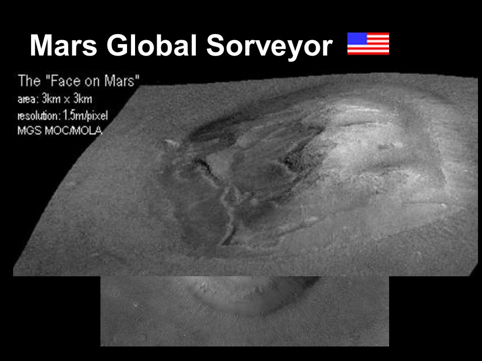 Mars Global Sorveyor