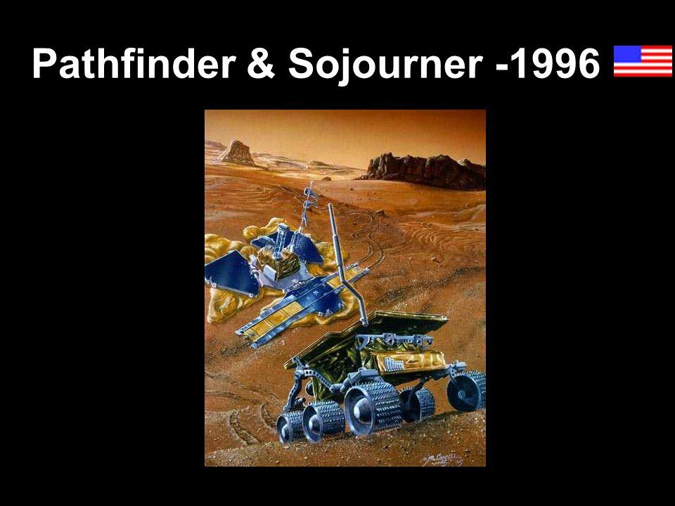Pathfinder & Sojourner -1996