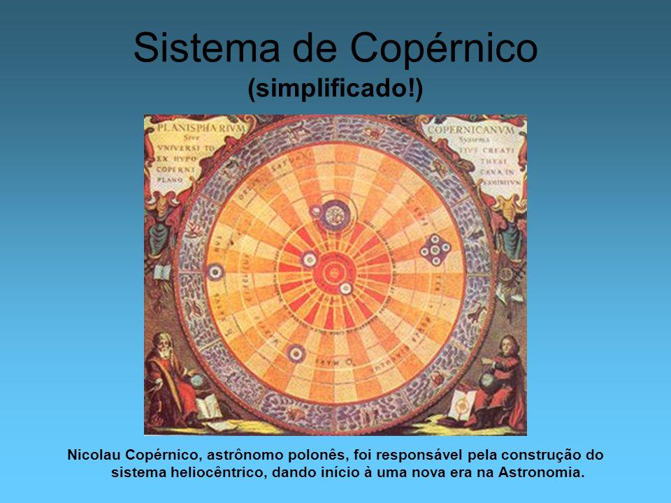 Sistema de Copérnico (simplificado!)