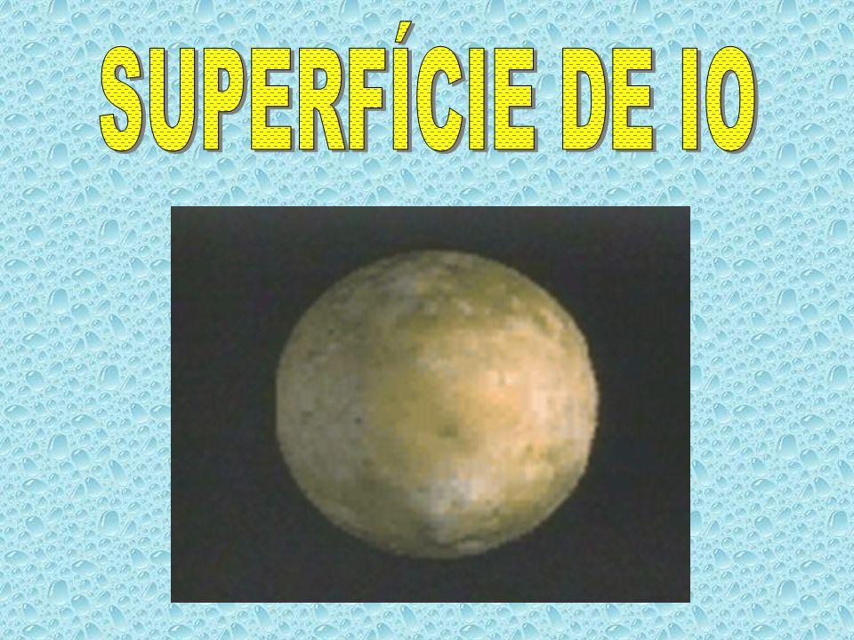 SUPERFÍCIE DE IO