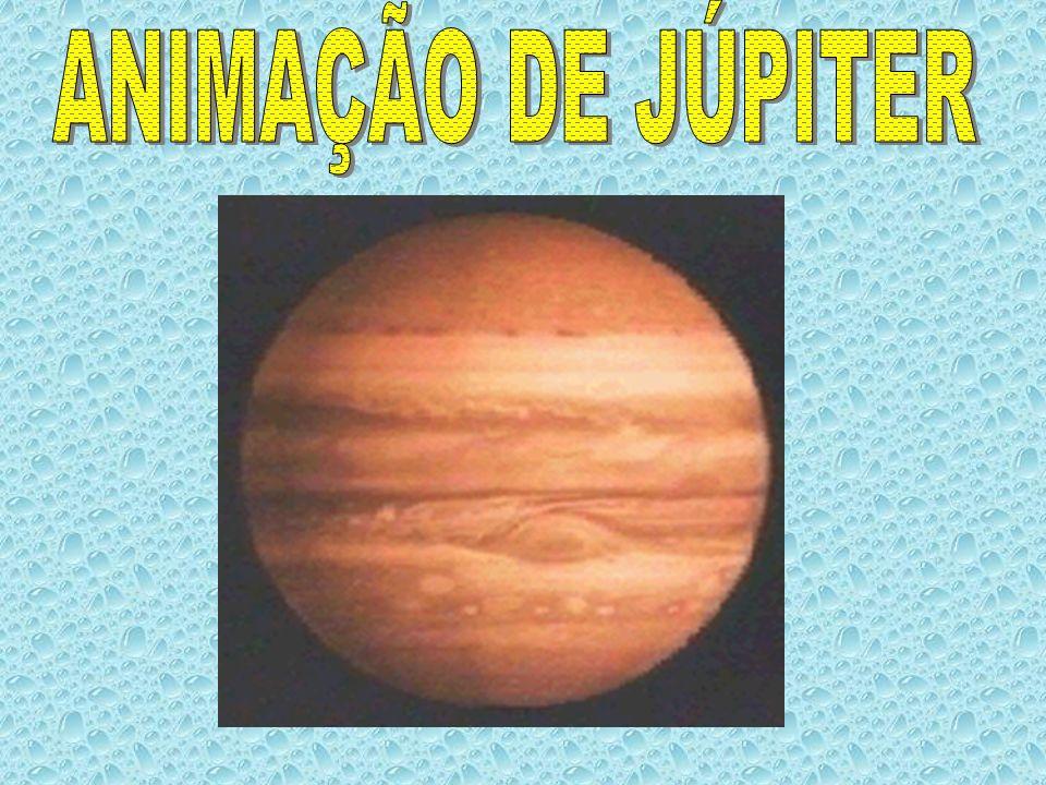 ANIMAÇÃO DE JÚPITER