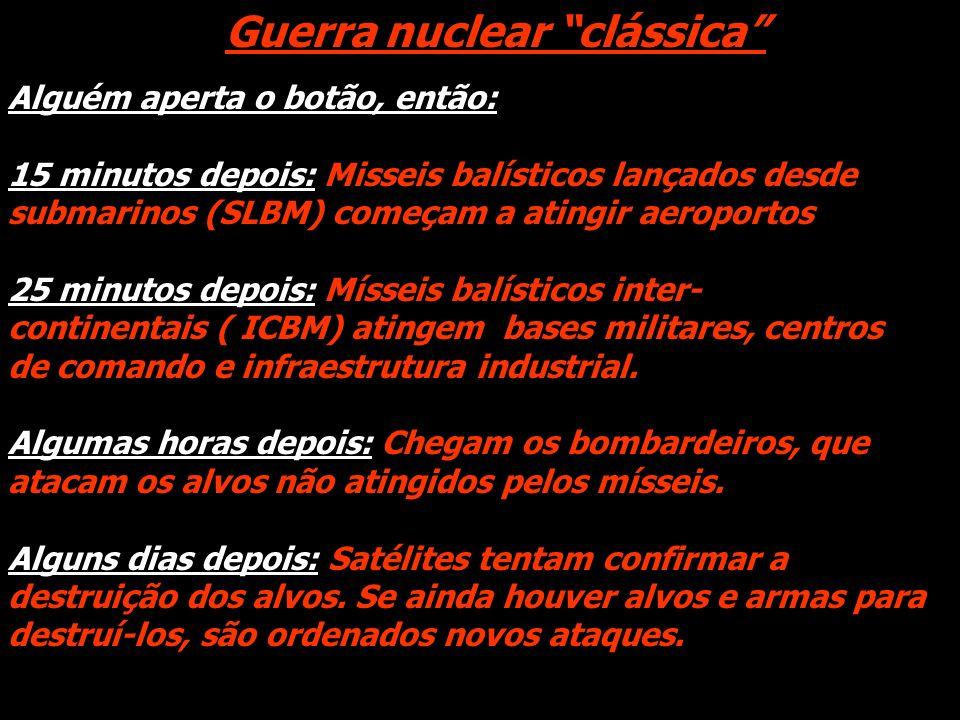 Guerra nuclear clássica
