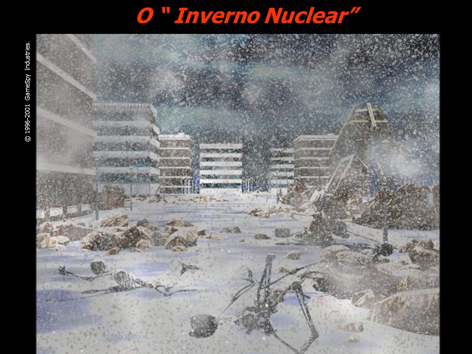 O Inverno Nuclear © 1996-2001 GameSpy Industries.
