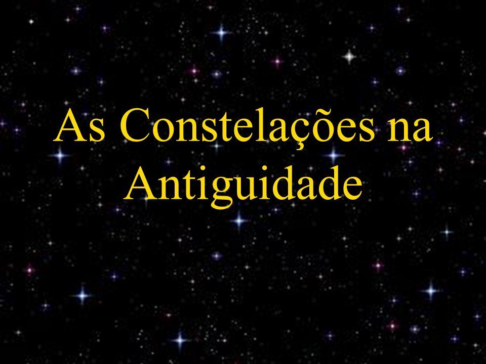 As Constelações na Antiguidade