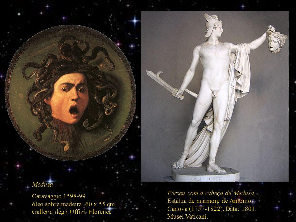 Perseu com a cabeça de Medusa