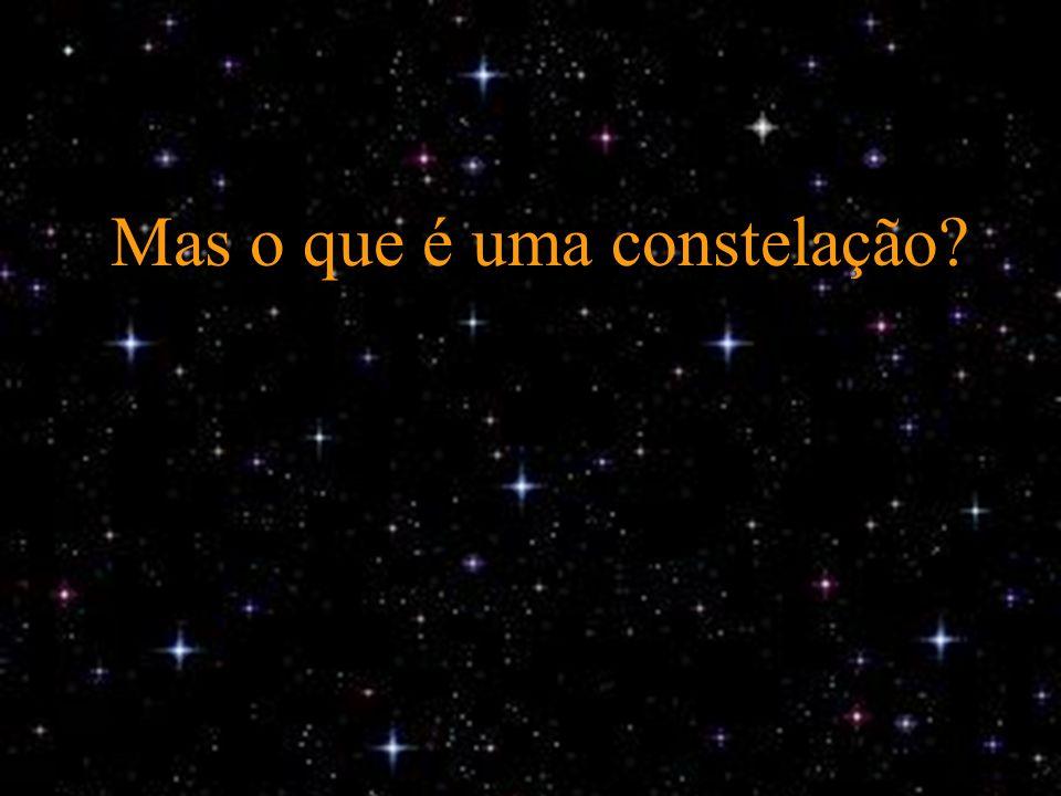 Mas o que é uma constelação