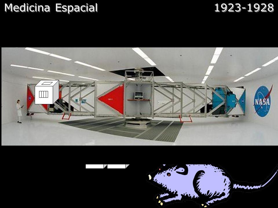 Medicina Espacial 1923-1928