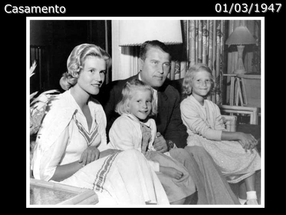 Casamento 01/03/1947