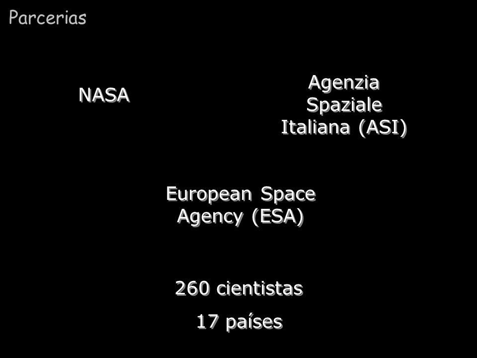 Agenzia Spaziale Italiana (ASI) NASA