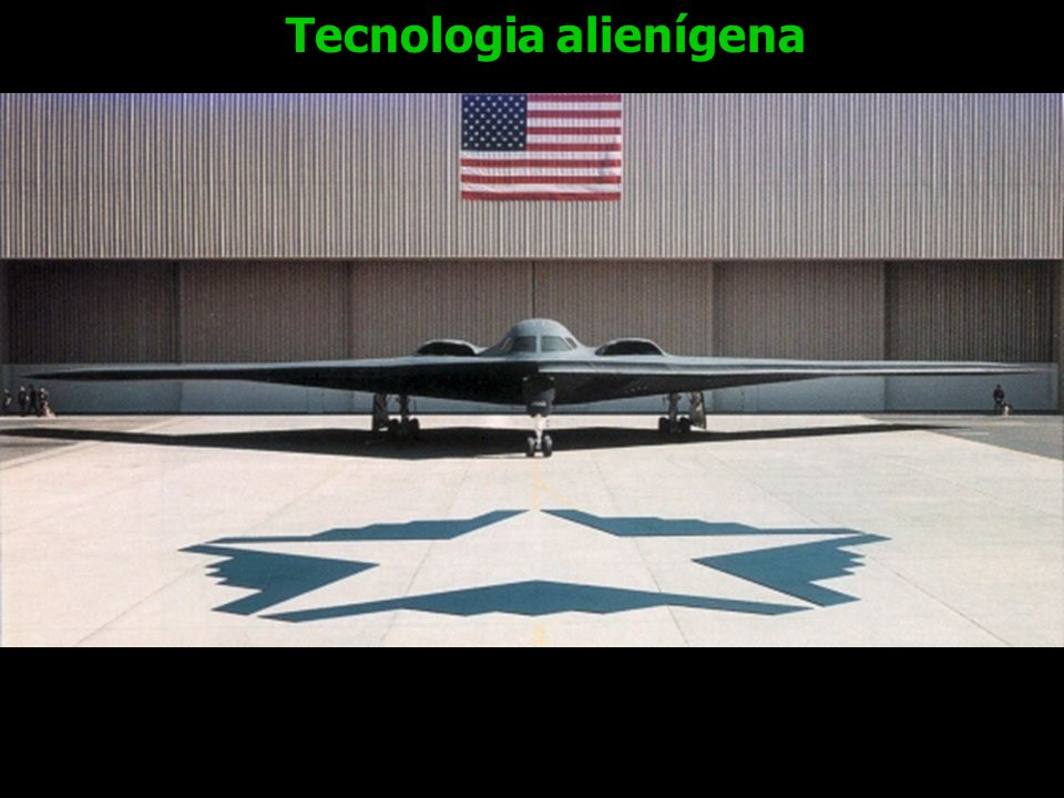 Tecnologia alienígena