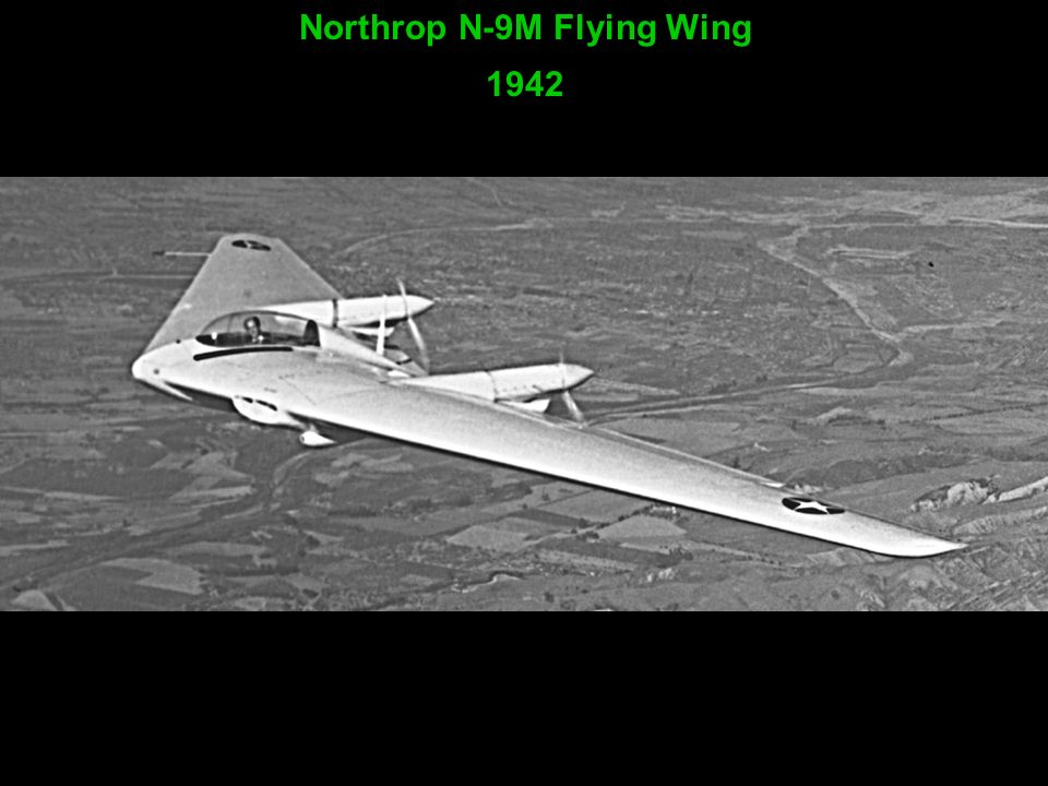 Northrop N-9M Flying Wing