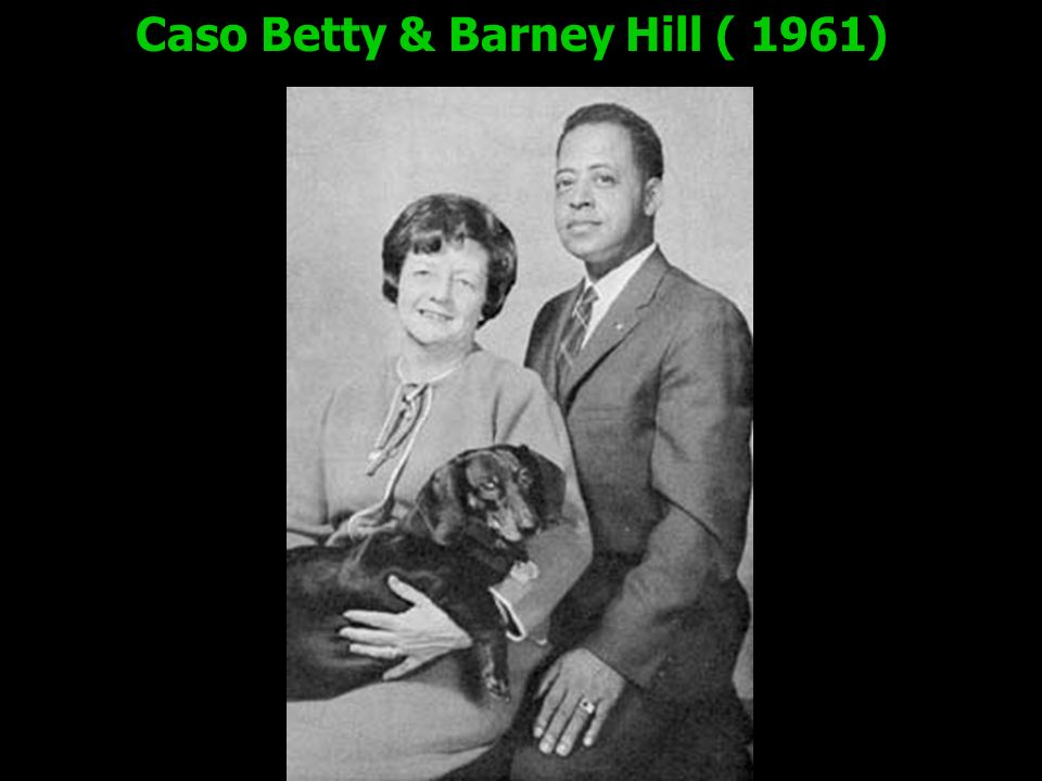 Caso Betty & Barney Hill ( 1961)