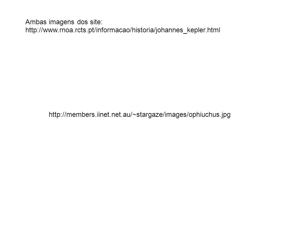 Ambas imagens dos site: http://www. rnoa. rcts