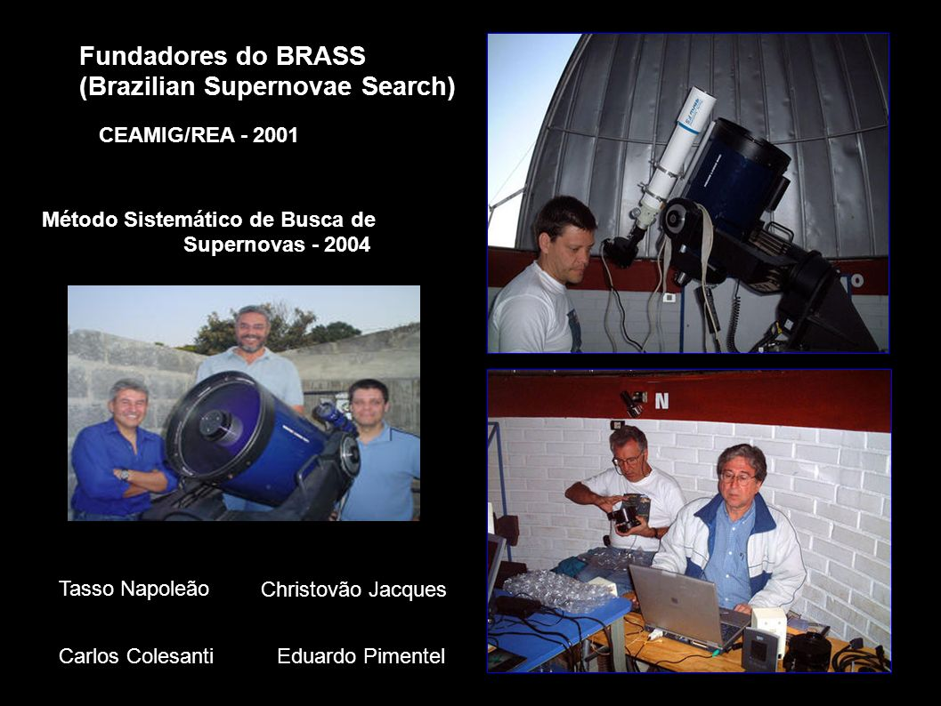 (Brazilian Supernovae Search)