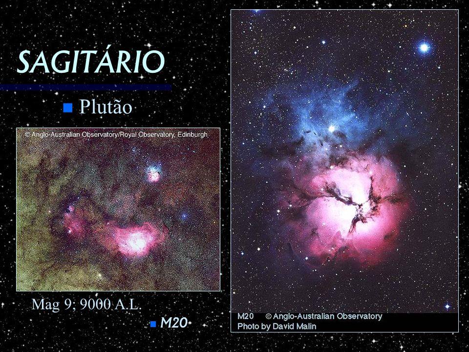SAGITÁRIO Plutão Mag 9; 9000 A.L. M20