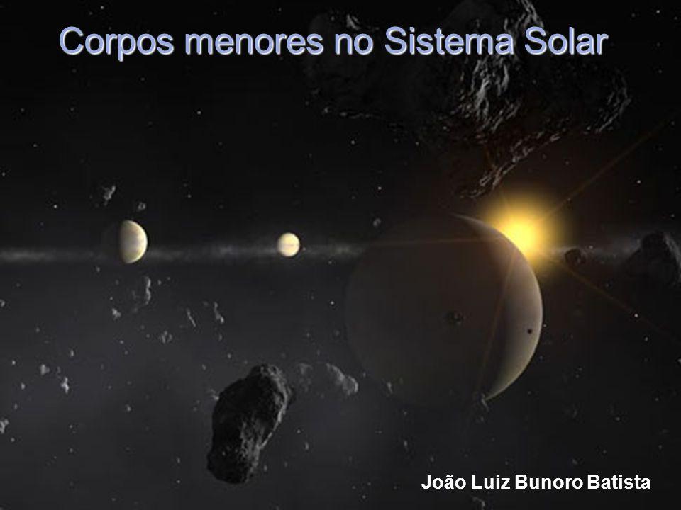 Corpos menores no Sistema Solar