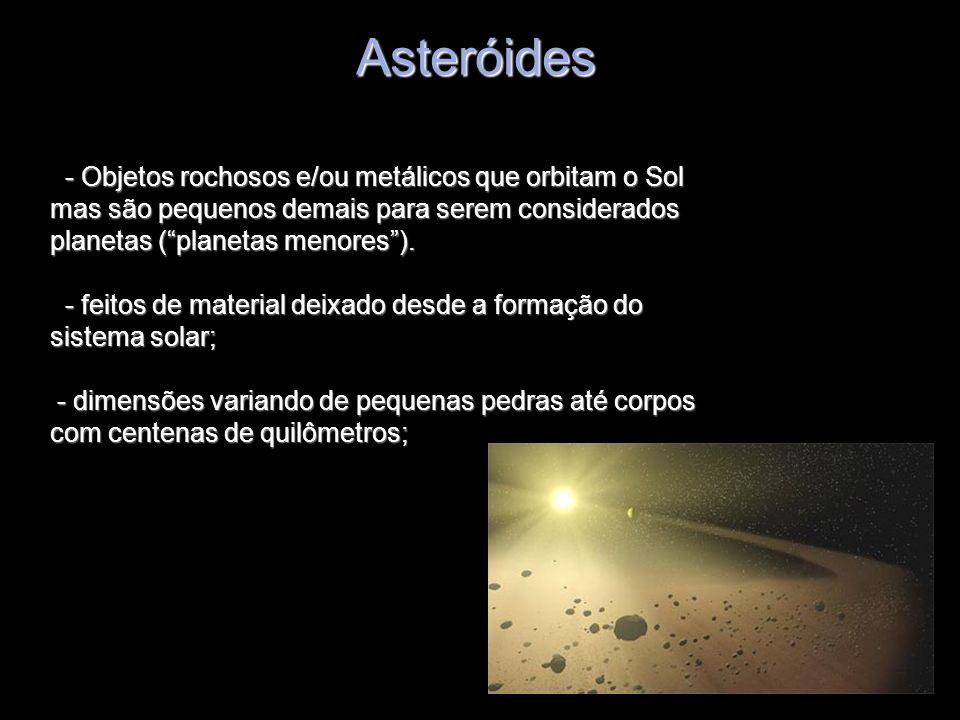 Asteróides