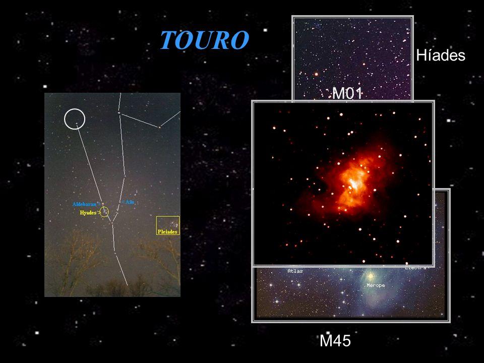 TOURO Híades M01 M45