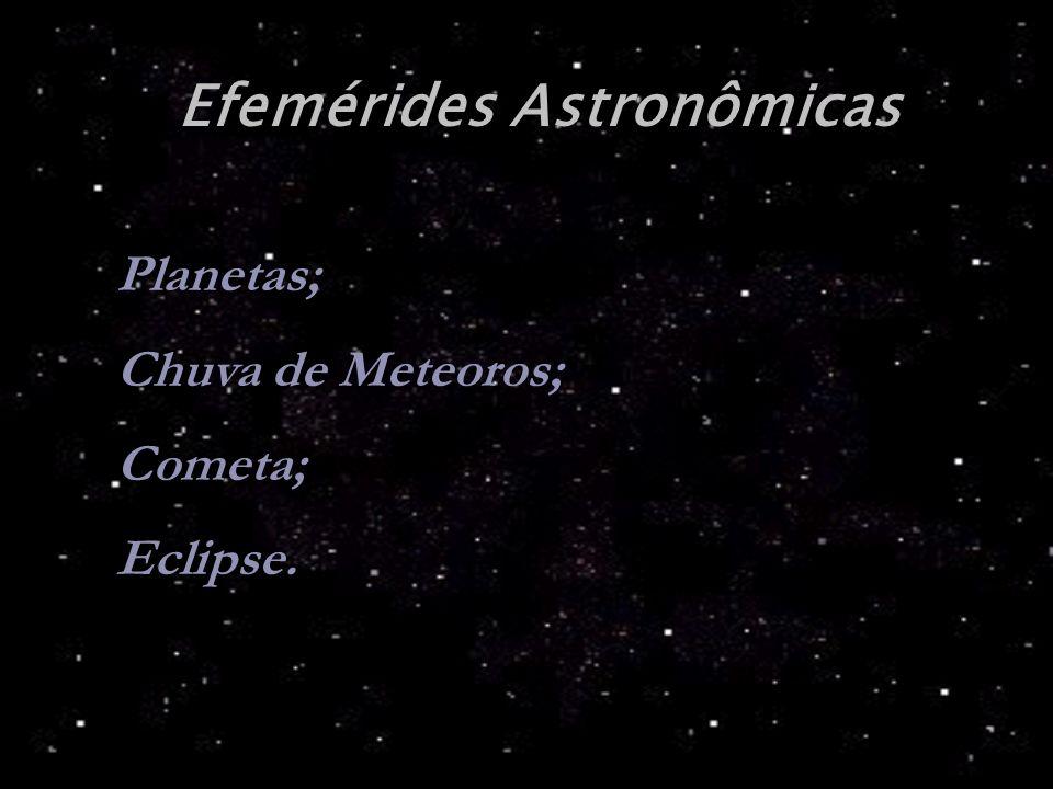Efemérides Astronômicas