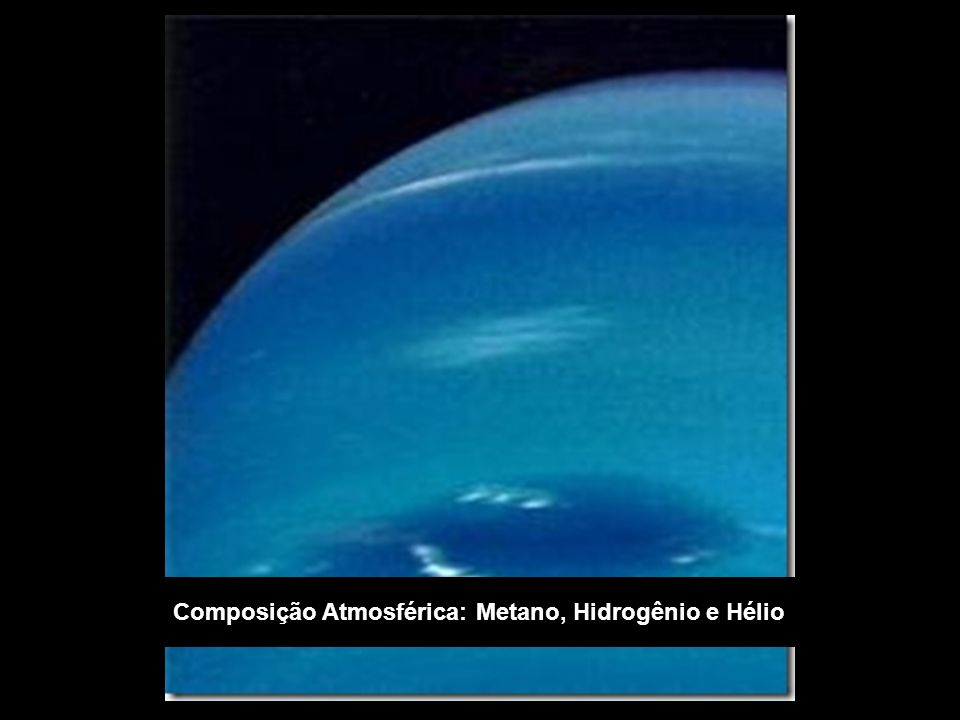 Composição Atmosférica: Metano, Hidrogênio e Hélio
