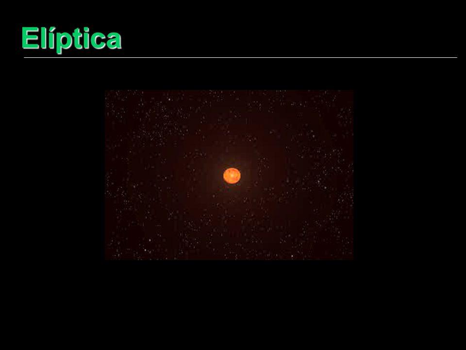 ElípticaO termo. nebulosas planetárias (NPs) foi-lhes atribuído por William Herschel, dadas suas.