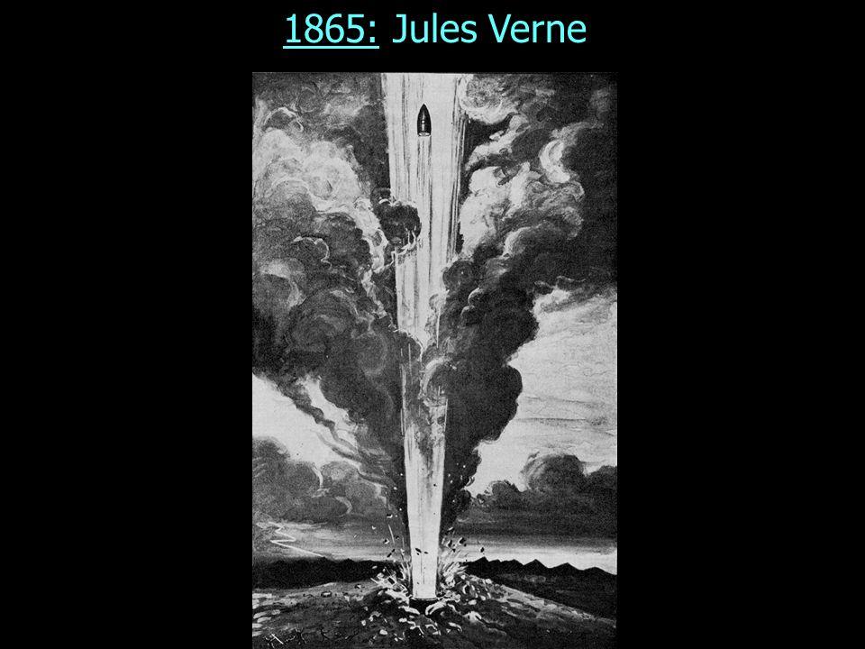 1865: Jules Verne