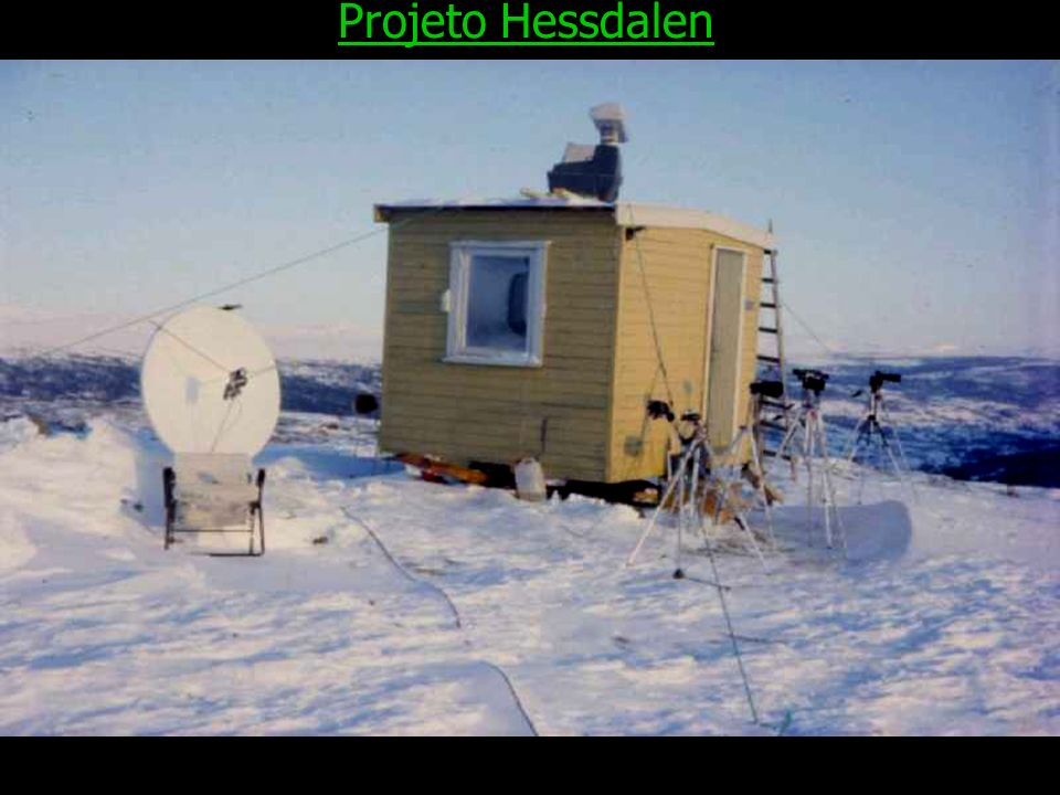Projeto Hessdalen