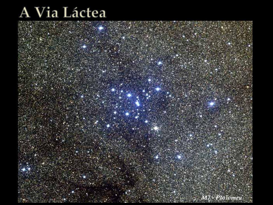 A Via Láctea M7 - Ptolomeu