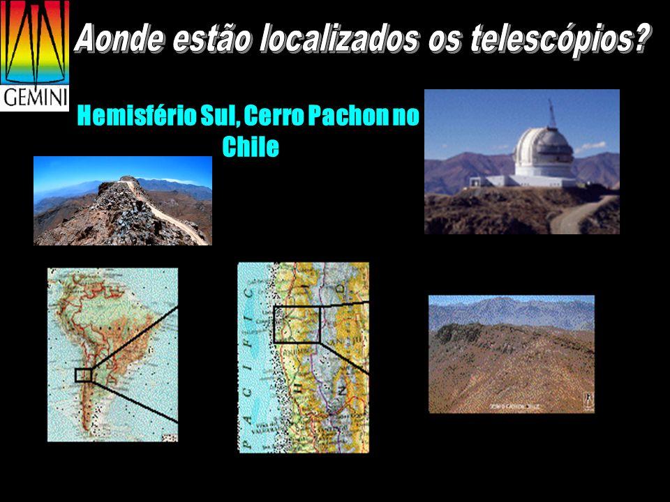 Hemisfério Sul, Cerro Pachon no