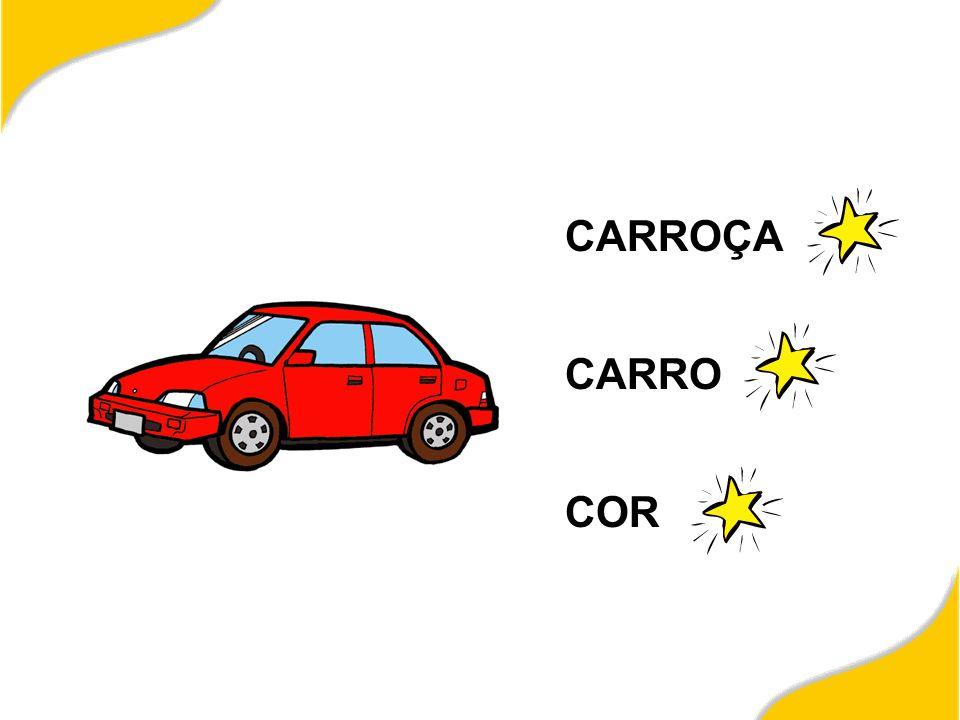 CARROÇA CARRO COR