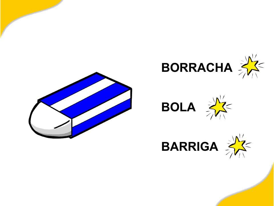 BORRACHA BOLA BARRIGA