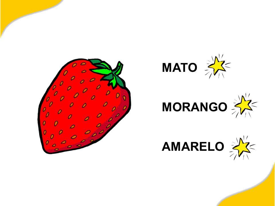 MATO MORANGO AMARELO