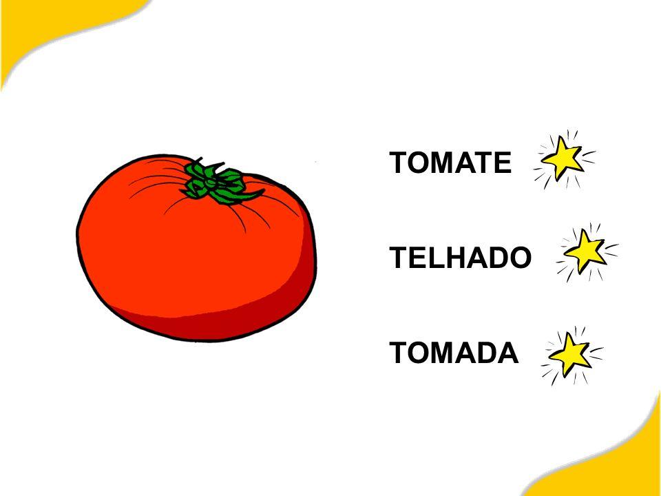TOMATE TELHADO TOMADA