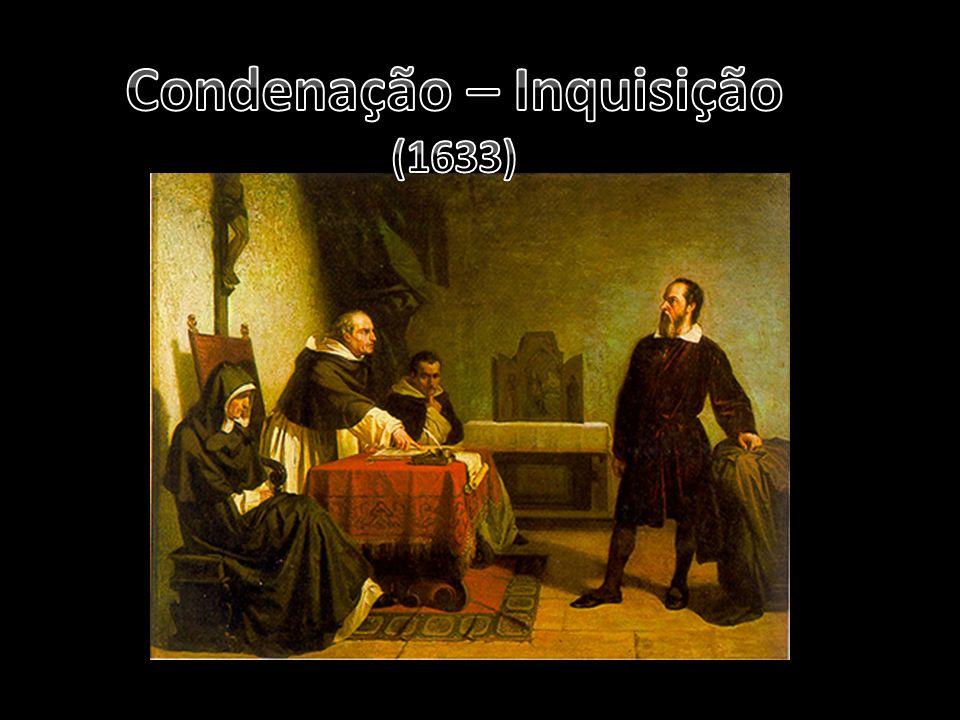 Condenação – Inquisição