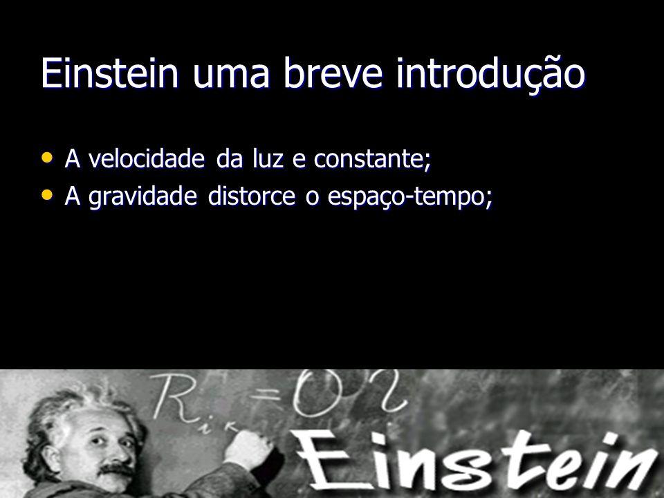 Einstein uma breve introdução