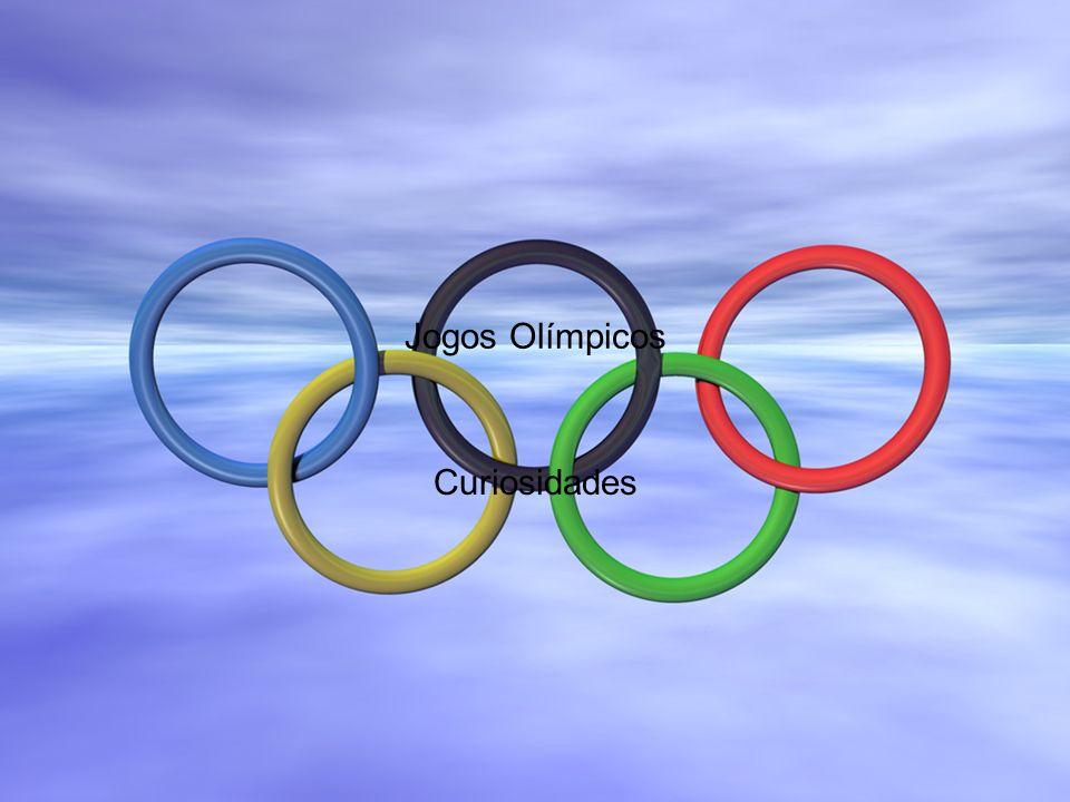 Jogos Olímpicos Curiosidades