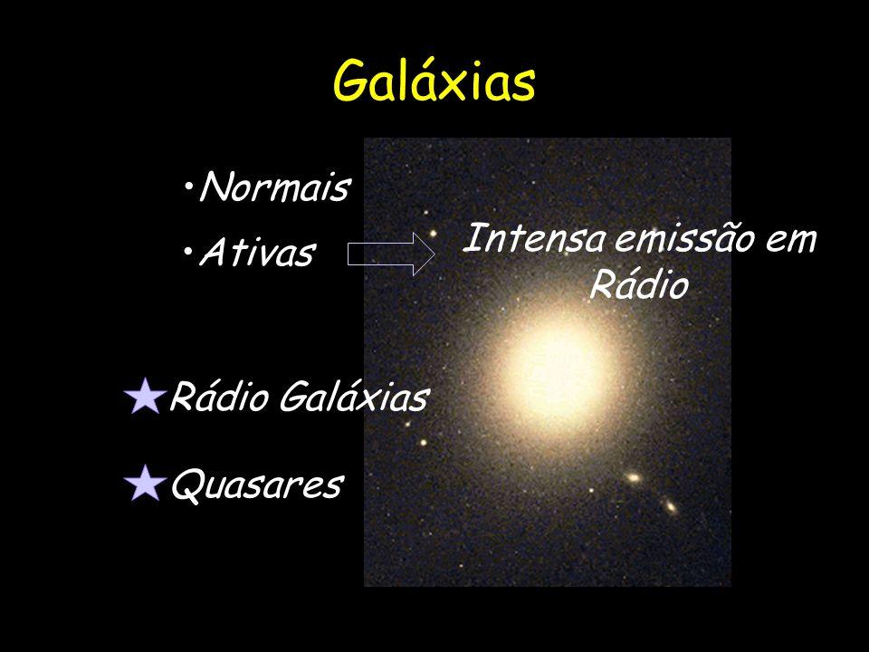 Intensa emissão em Rádio