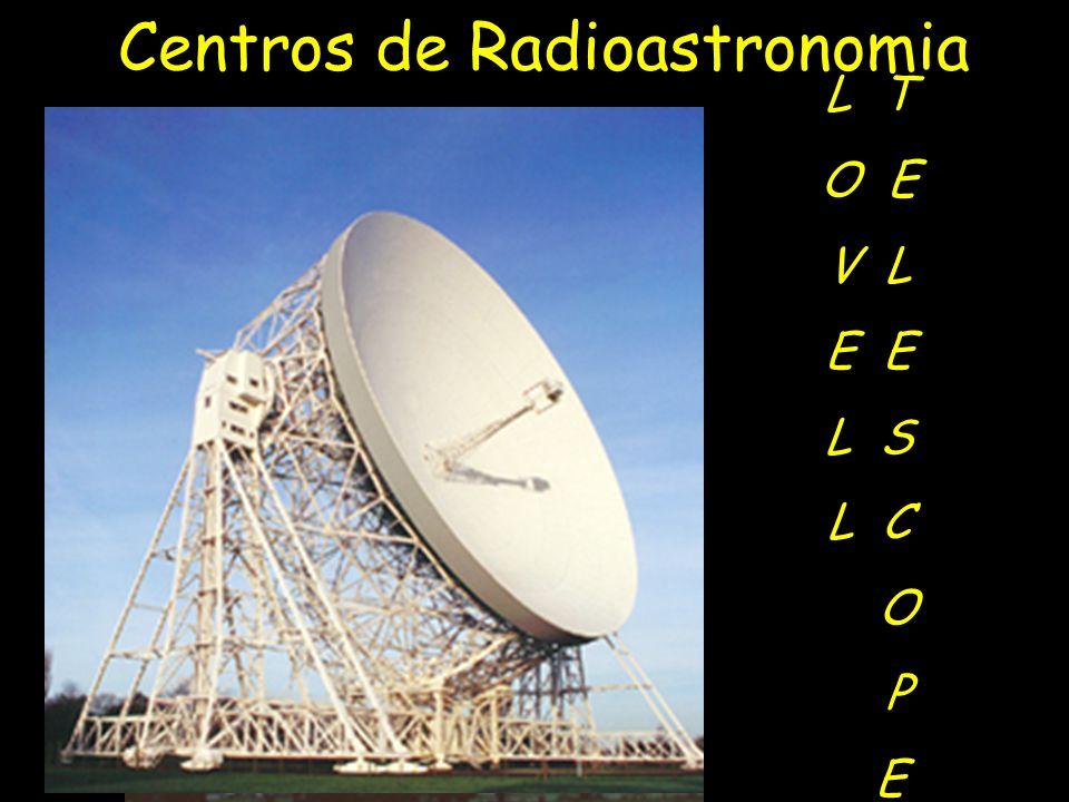 Centros de Radioastronomia