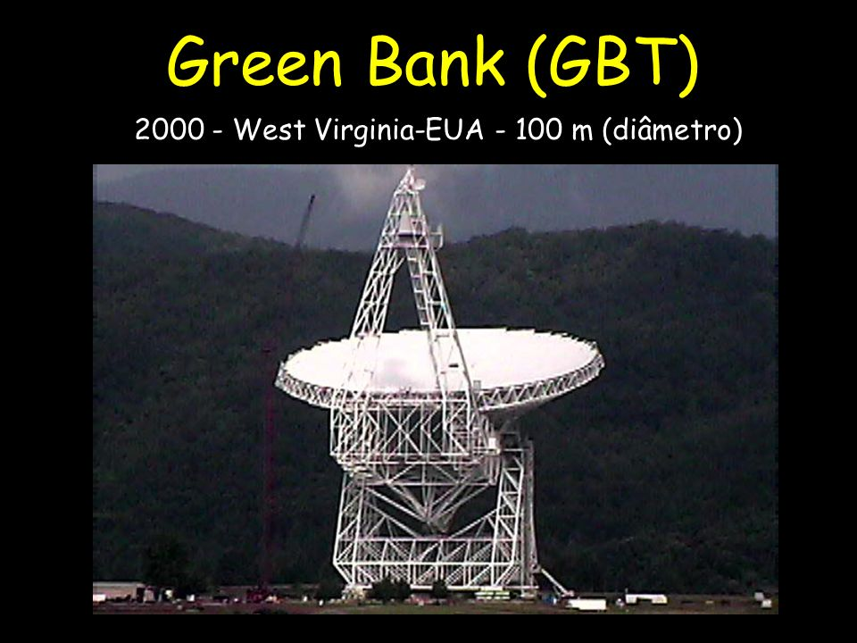 2000 - West Virginia-EUA - 100 m (diâmetro)