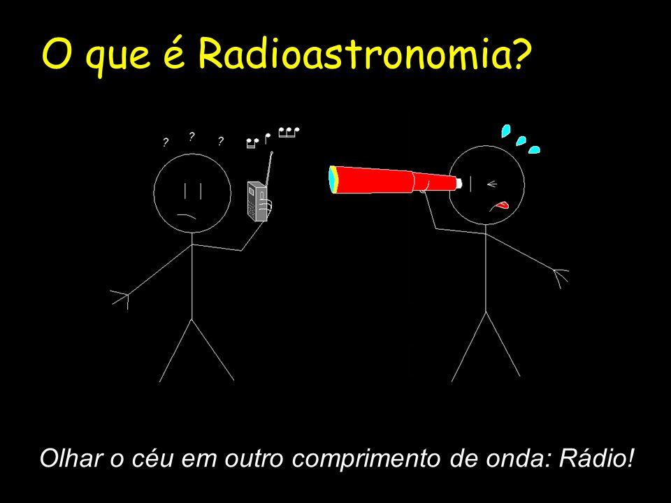 O que é Radioastronomia