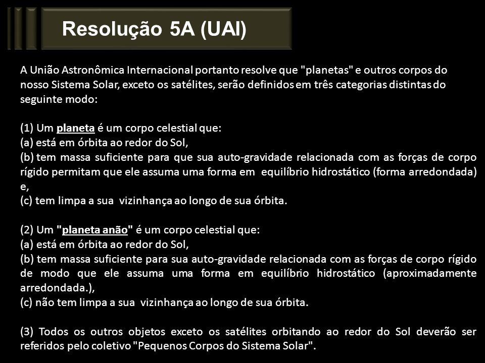 Resolução 5A (UAI)