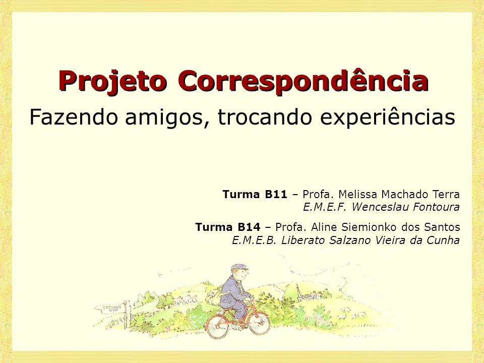 Projeto Correspondência