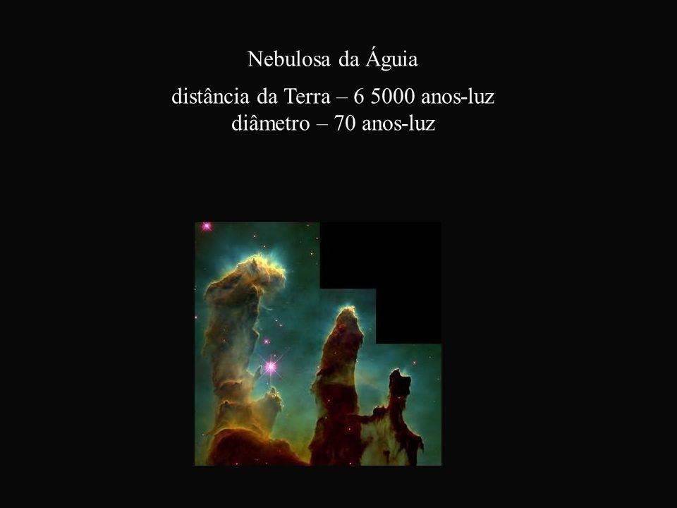 distância da Terra – 6 5000 anos-luz