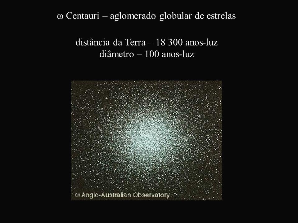 distância da Terra – 18 300 anos-luz