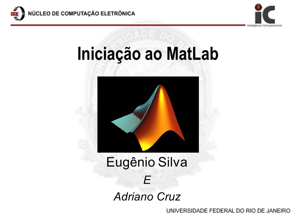 Eugênio Silva E Adriano Cruz