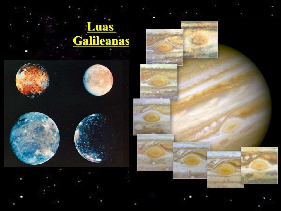 Júpiter Luas Galileanas