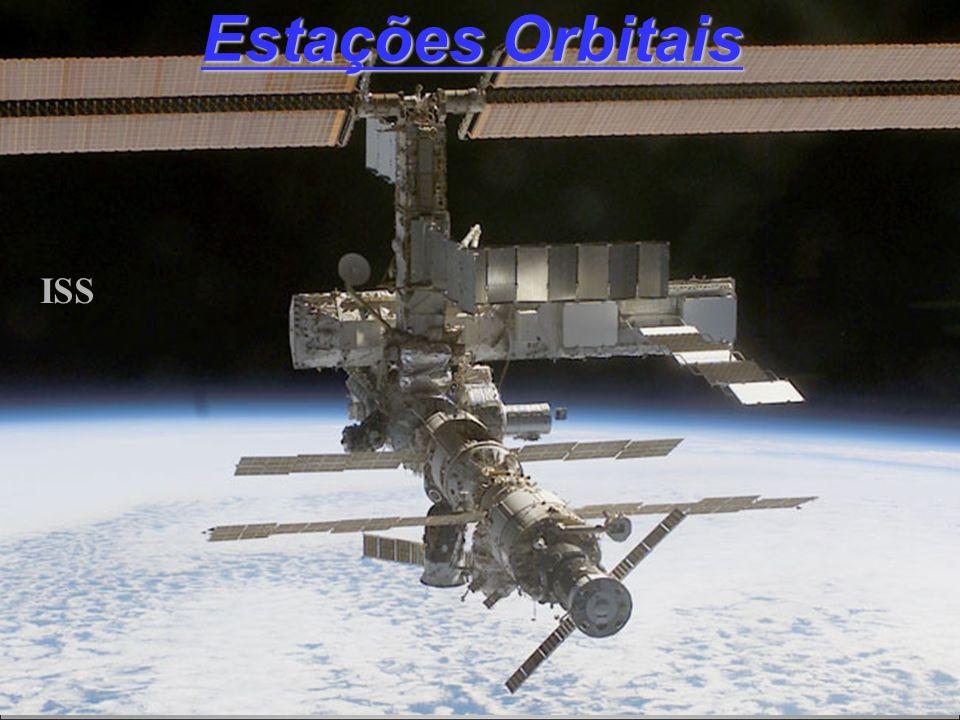 Estações Orbitais ISS.