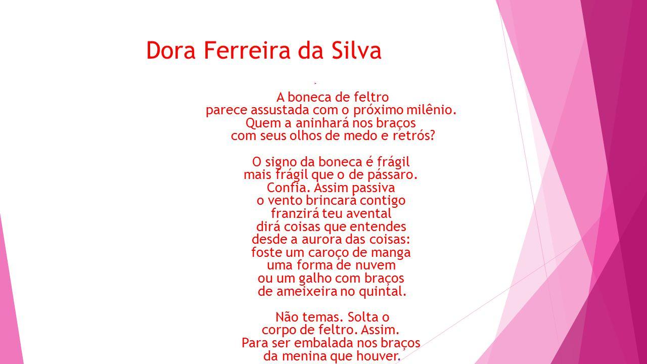 Dora Ferreira da Silva