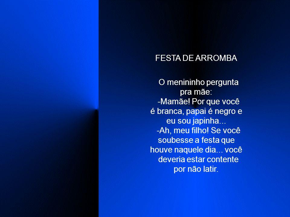 FESTA DE ARROMBA