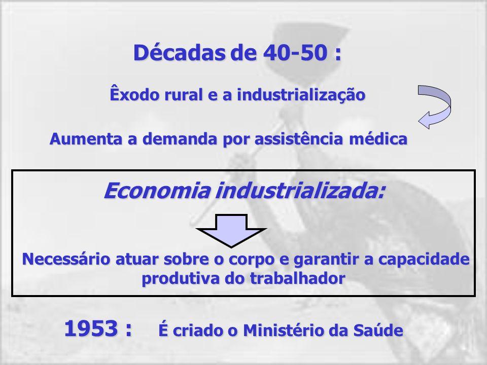 Economia industrializada: